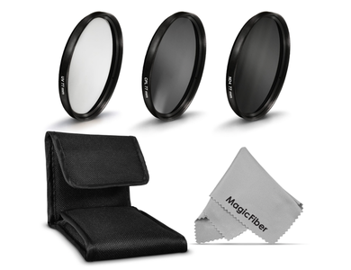 77mm Professional Photography Filter Kit