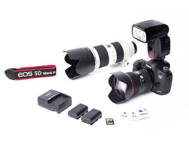 Canon Pro Wedding Package