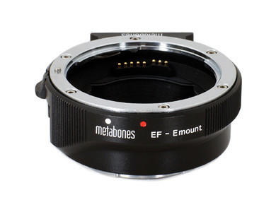 Metabones Canon EF Lens to Sony NEX Smart Adapter (Mark IV)