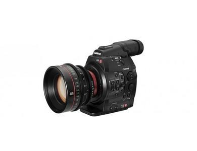 Canon C300 Mark II with EF Mount