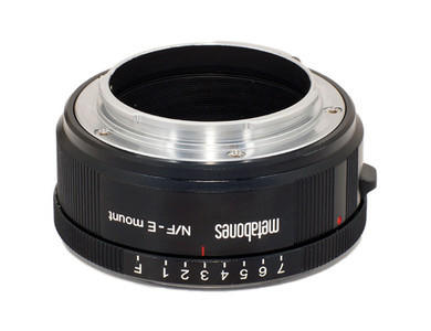 Metabones Nikon G Lens to Sony NEX Camera Adapter