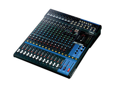 rent a yamaha mg16xu 16 channel mixer from hawaii camera. Black Bedroom Furniture Sets. Home Design Ideas
