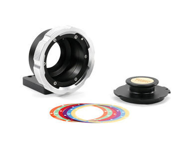 Wooden Camera PL Lens to Four Thirds Camera Adapter