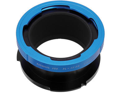 Fotodiox PL Lens to Sony FZ Camera Adapter