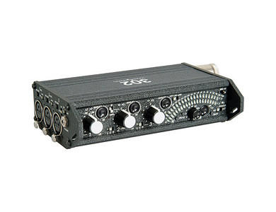 Sound Devices 302 Portable 3 Channel Field Mixer