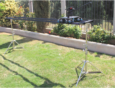 Dana Dolly Complete Kit with Stands + Track