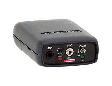 Comtek M-216 - Digitally Synthesized Wireless Microphone Transmitter