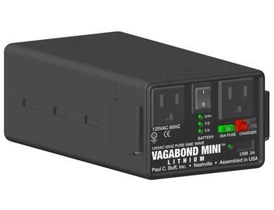 Vagabond Mini Lithium Portable Power System