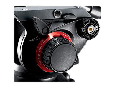 Manfrotto 504HD Video Head - 75mm Half-Ball