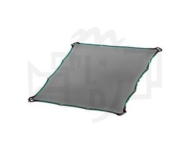Black Single Scrim - 8x8'