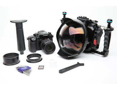 Panasonic GH4 Dive Housing Package