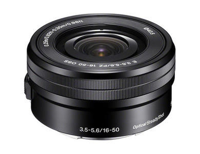 Sony 16-50mm f/3.5-5.6 OSS for Sony E-Mount