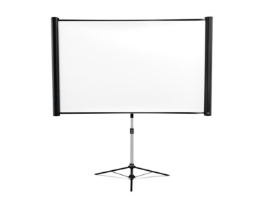 Projector Package with Screen + Stand