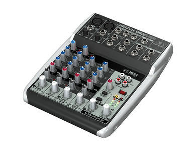 rent a behringer xenyx 802 mixer from hawaii camera. Black Bedroom Furniture Sets. Home Design Ideas