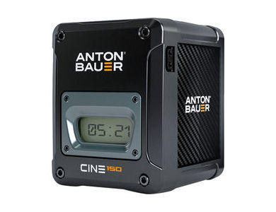 Anton Bauer CINE 150 Gold Mount Battery (150Wh)