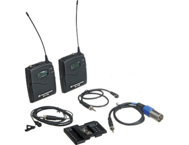 Sennheiser Wireless Lavalier Mic Kit - Cardioid
