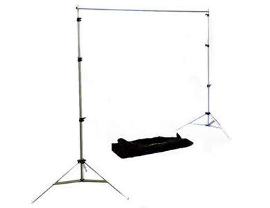 Backdrop Stand & Telescoping Crossbar Kit