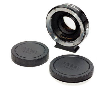 Metabones Canon EF lens to Sony E-mount Speed Booster