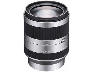 Sony 18-200mm f/3.5-6.3 DT for E-mount