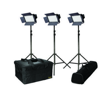 ikan Bi-Color LED 2-Light Kit