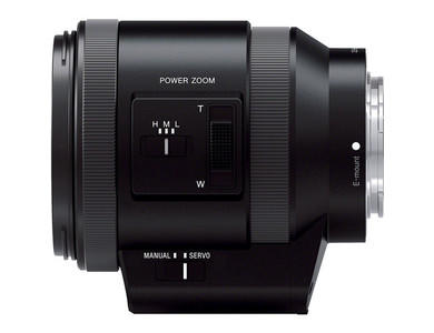Sony 18-200mm f/3.5-6.3 PZ OSS for E-Mount