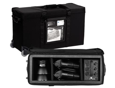 Tenba Medium Wheeled Top-Load Lighting Case