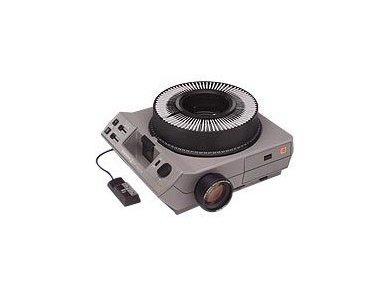 Rent A Kodak Slide Projector From Hawaii Camera