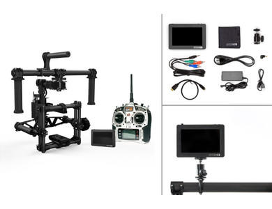 Panasonic GH4 + Movi Package