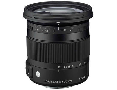 Sigma 17-70mm f/2.8-4 DC Macro OS HSM A1 for Nikon