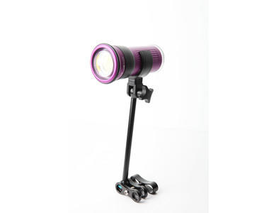 Keldan LUNA 4 FLUX Dive Light