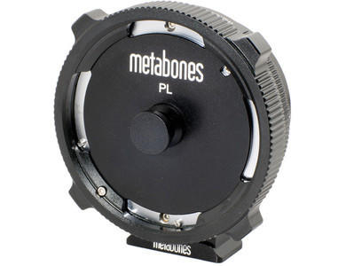 Metabones PL Lens to Sony E-Mount Camera Adapter