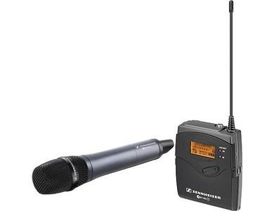 Sennheiser Wireless Handheld Microphone Kit