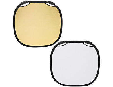 32-inch Gold/White Reflector